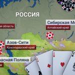 Игромания и игорные зоны России