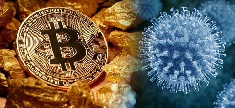 Как вирус из Китая повлиял на биткоин и казино?
