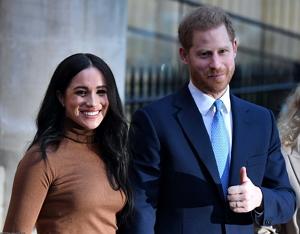 принц Гарри и Меган Маркл рекомендуют приложение