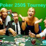 Третий турнир по покеру от 3snet!