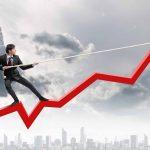 Online advertising: though minimal but still upward trend