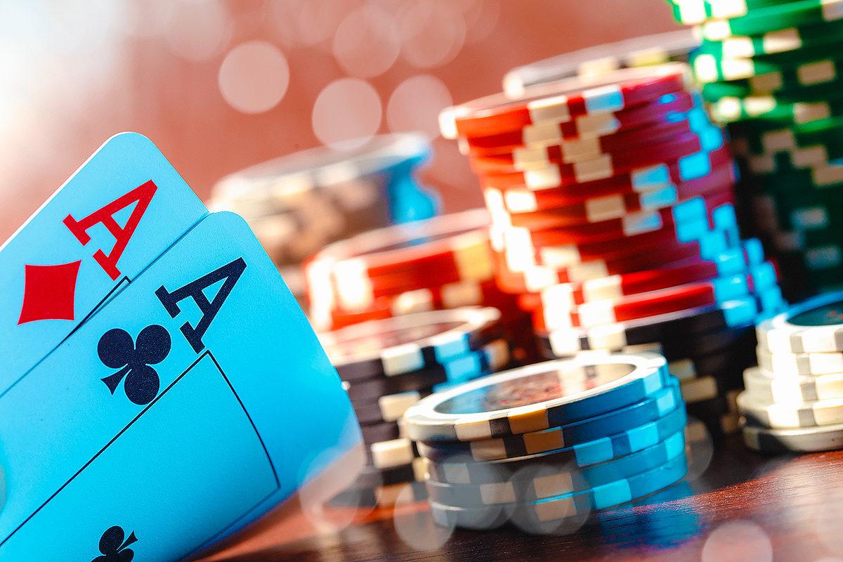 Играем в покер!