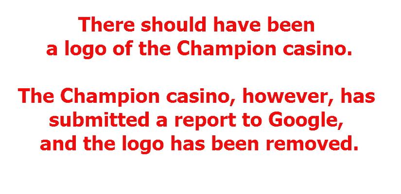 Casino Champion affliate program logo