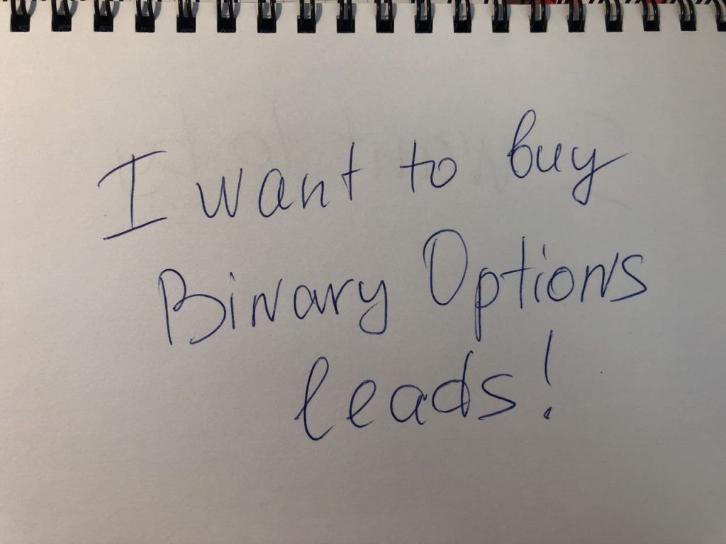 buy leads on CPL or CPA basis