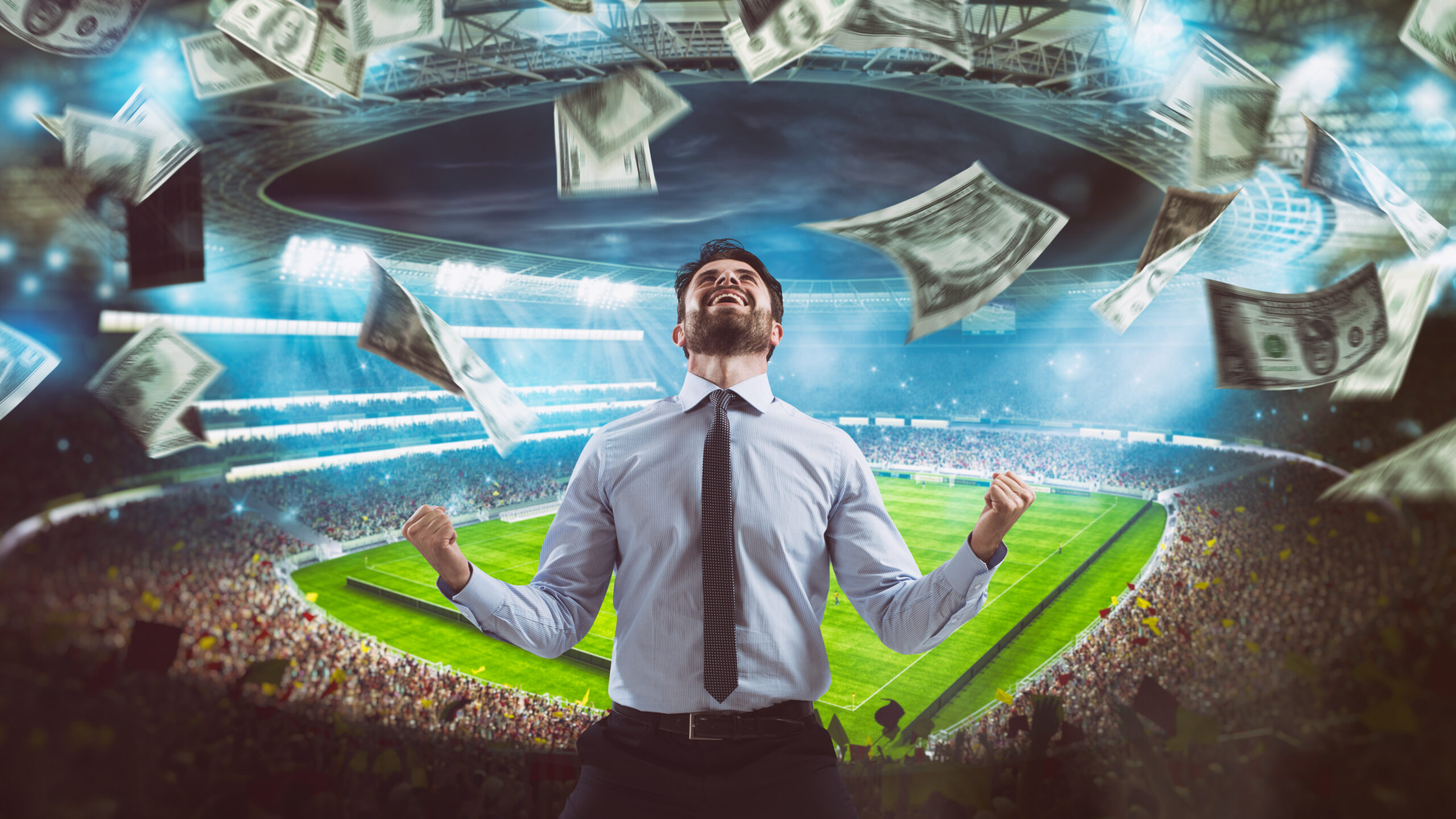 by 2025 bookmakers will earn record profits