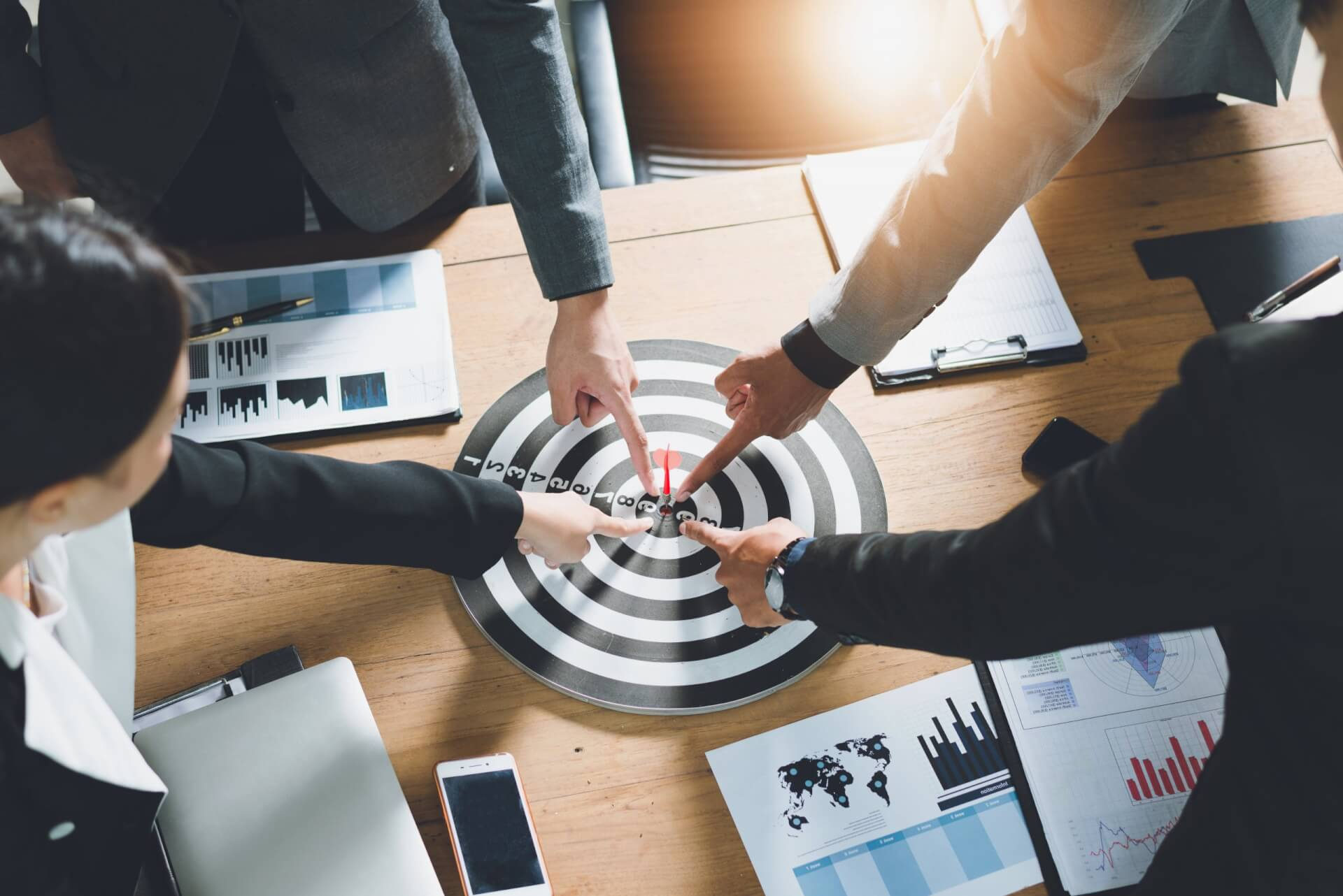 how to choose the right targeting in betting 3snet 1